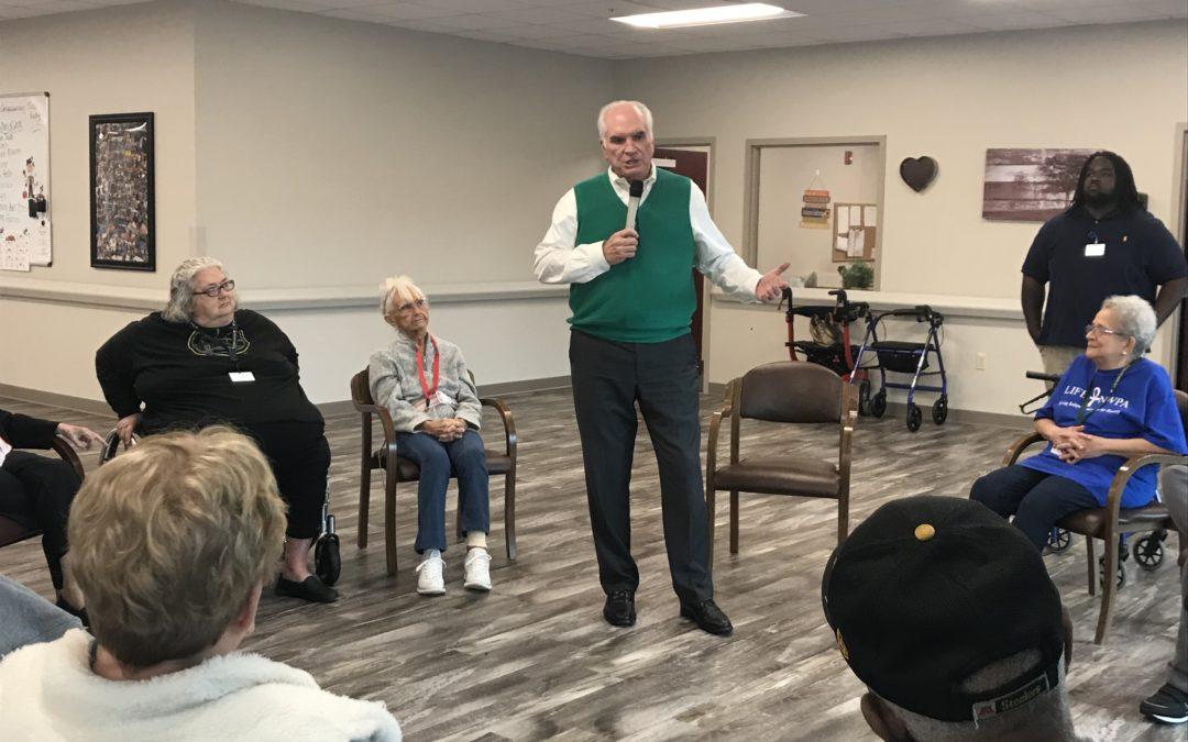 Congressman Mike Kelly Visit
